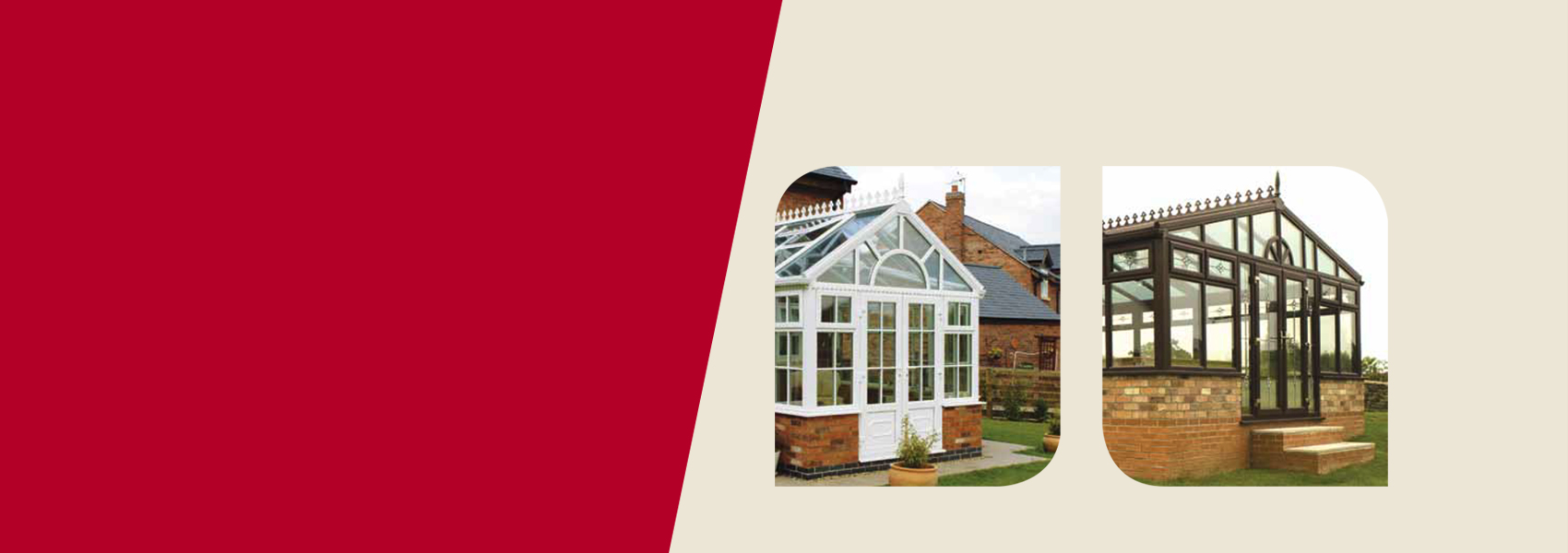 Gable <br/>Conservatory